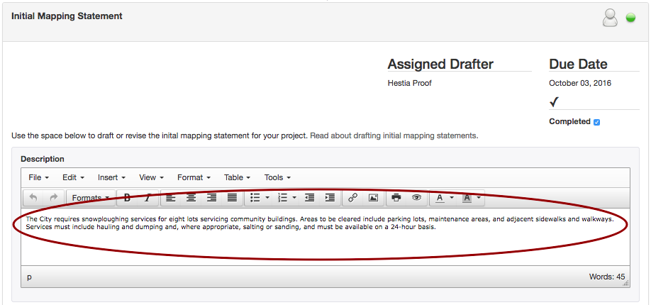 initial-mapping-statement-on-drafting-page